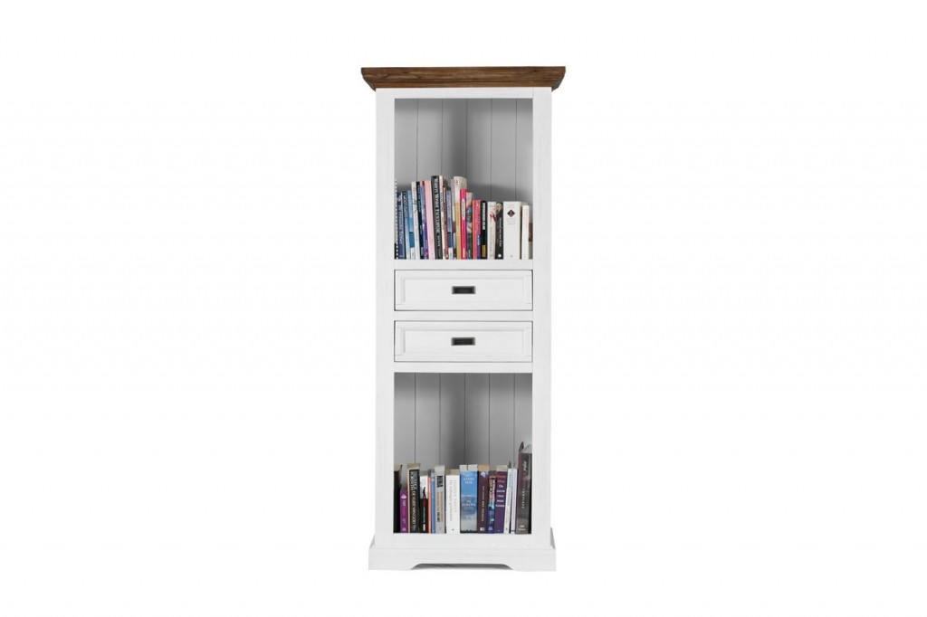 Surrey Two Tone Bookshelf